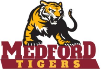 Medford Tigers Logo