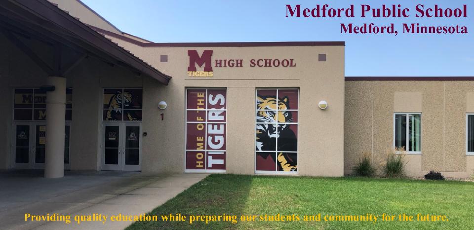 Medford Public SchoolMedford, Minnesota