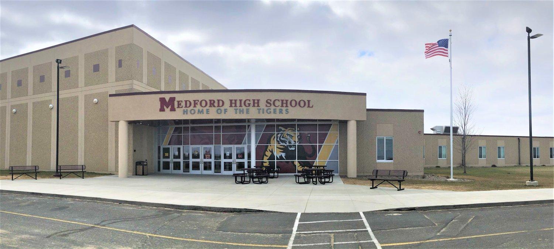 School Front 2020-2021